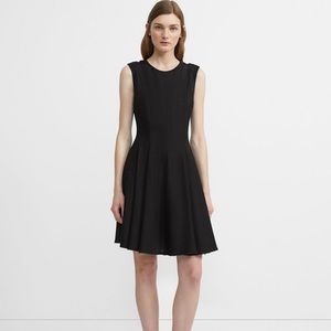 NWT Theory Tweed Peplum Dress